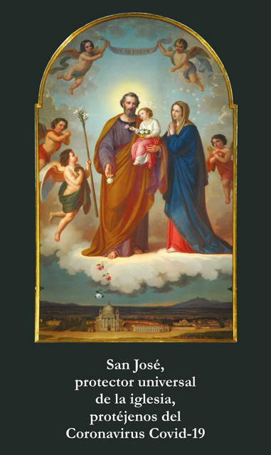 *SPANISH*St. Joseph Prayer Against Coronavirus